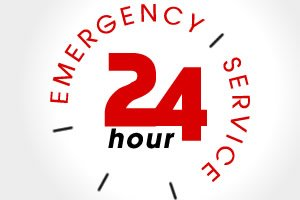 Baldwin, PA 24-hour Emergency Service