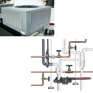 plumbing heating cooling